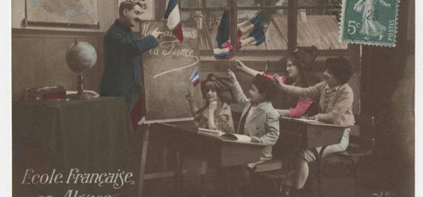 L'histoire devrait-elle promouvoir les identités nationales? - Article dans le Public History Weekly sur l'importance de l'enseignement de l'histoire et de son lien avec l'identité nationale